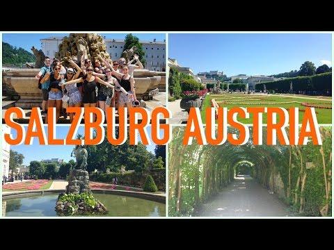Europe Vlog Part 8 | Salzburg & Tyrollean Evenings
