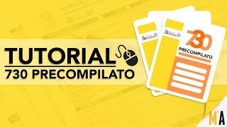 Modello 730: come si compila online - Agenzia Delle Entrate Online