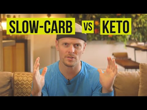 The Slow-Carb Diet vs. ketogenic diet: what's best for you? | Tim Ferriss