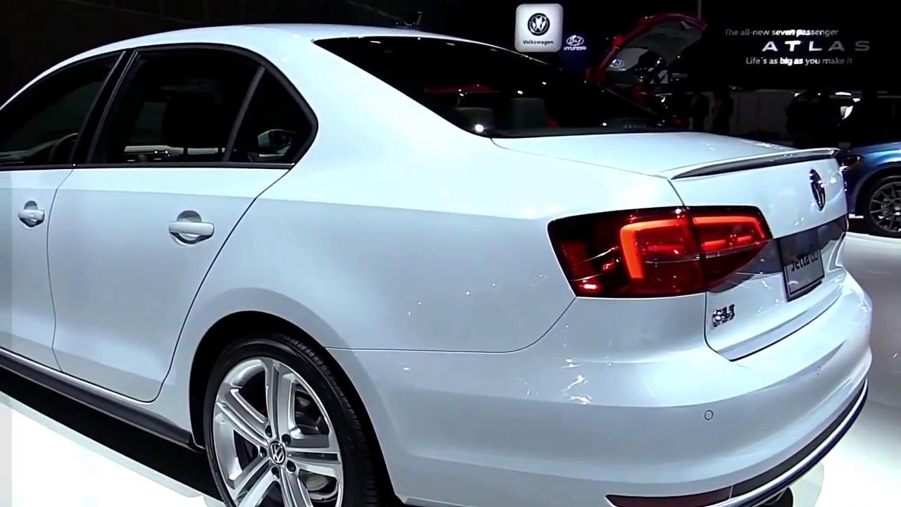 2017 Volkswagen Jetta GLI Pearl White | Exterior And Interior First  Impression Look In HD B