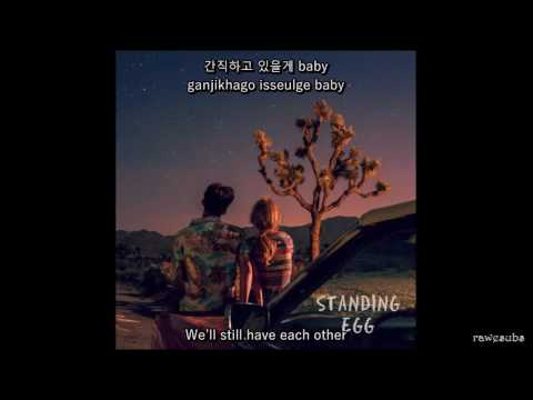STANDING EGG - 여름밤에 우린 (Summer Night You And I) (Eng sub, Romanization, Hangul)