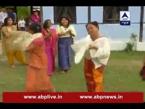 Kaun Banega Mukhyamantri: Women danced while casting their votes in Assam