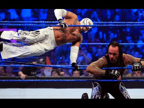 The Undertaker Vs Rey Mysterio - WWE 2K14 Ladder Match ...