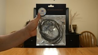 Cable Matters 3.5mm 3ft Extension Cables Review (Unbagging & Initial Impressions)
