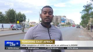 CGTN : Ethiopia to Export Power to South Sudan, Somaliland