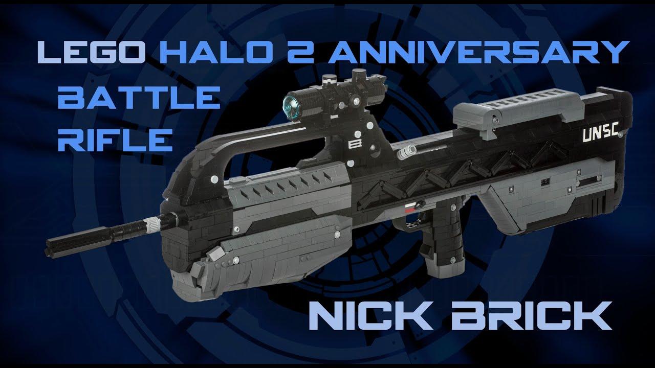 Lego Halo 2: Delta Halo (5)   TRLegosfan   Flickr