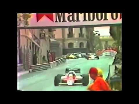 tj13TV presents - Keke Rosberg Best Drive Monaco 1983