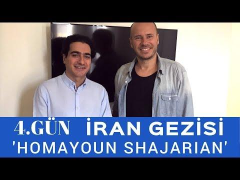İran Gezisi - 4. Bölüm (Homayoun Shajarian)