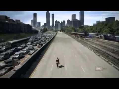 The Walking Dead - Rick Grimes arrives in Atlanta