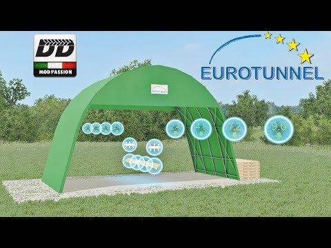 Farming Simulator 17 Presentazione Euro Tunnel By DD Modpassion
