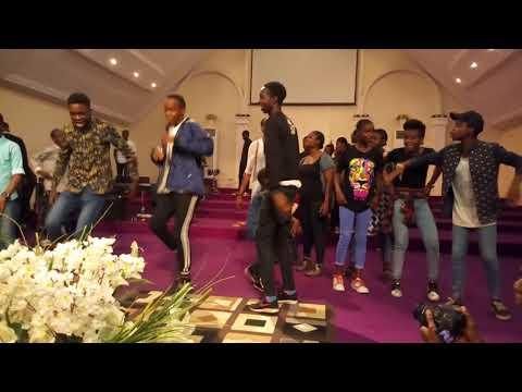 Free Style Dace - Closing - #WhenTeensPraise - Benin 2018