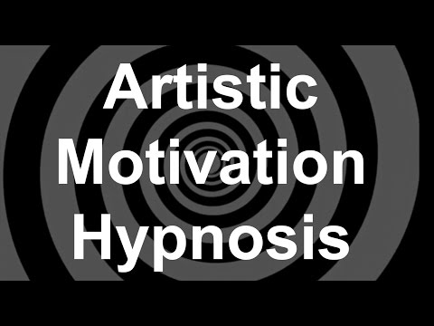 Artistic Motivation Hypnosis