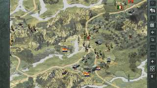Panzer General II - First Campaign Scenario