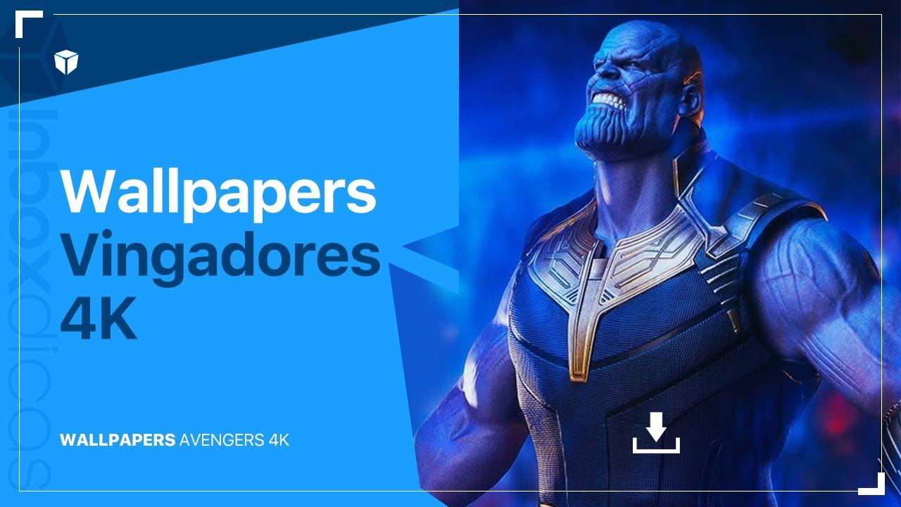 Wallpapers 4k Vingadores Avengers De 80 Papeis De Parede Pc