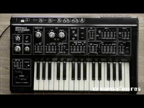 DreamsOfWires - Roland SH-1 (Arp Tweaking #2)