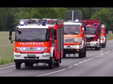 Katastrophenschutzübung Vogtlandkreis 2014