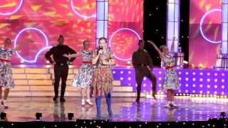 """Под окном широким"", Марина Девятова и балет ЯR-денс"