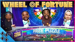 BIG E vs. TYLER BREEZE vs. AUSTIN CREED - WHEEL OF FORTUNE SHOWDOWN! (ft. Kofi Kingston)