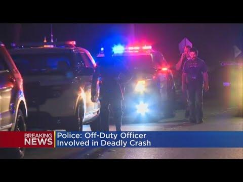 Off-Duty Police Officer On Bike Dies In Modesto Crash