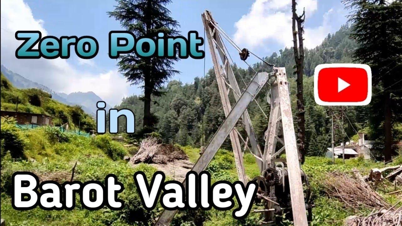 Barot valley cinematic journey   Exploring Zero point   Himachal pradesh tourism   tourist spot