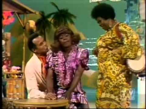 Flip Wilson - Geraldine and Harry Belafonte