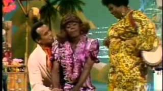 Flip Wilson - Geraldine and Harry Belafonte