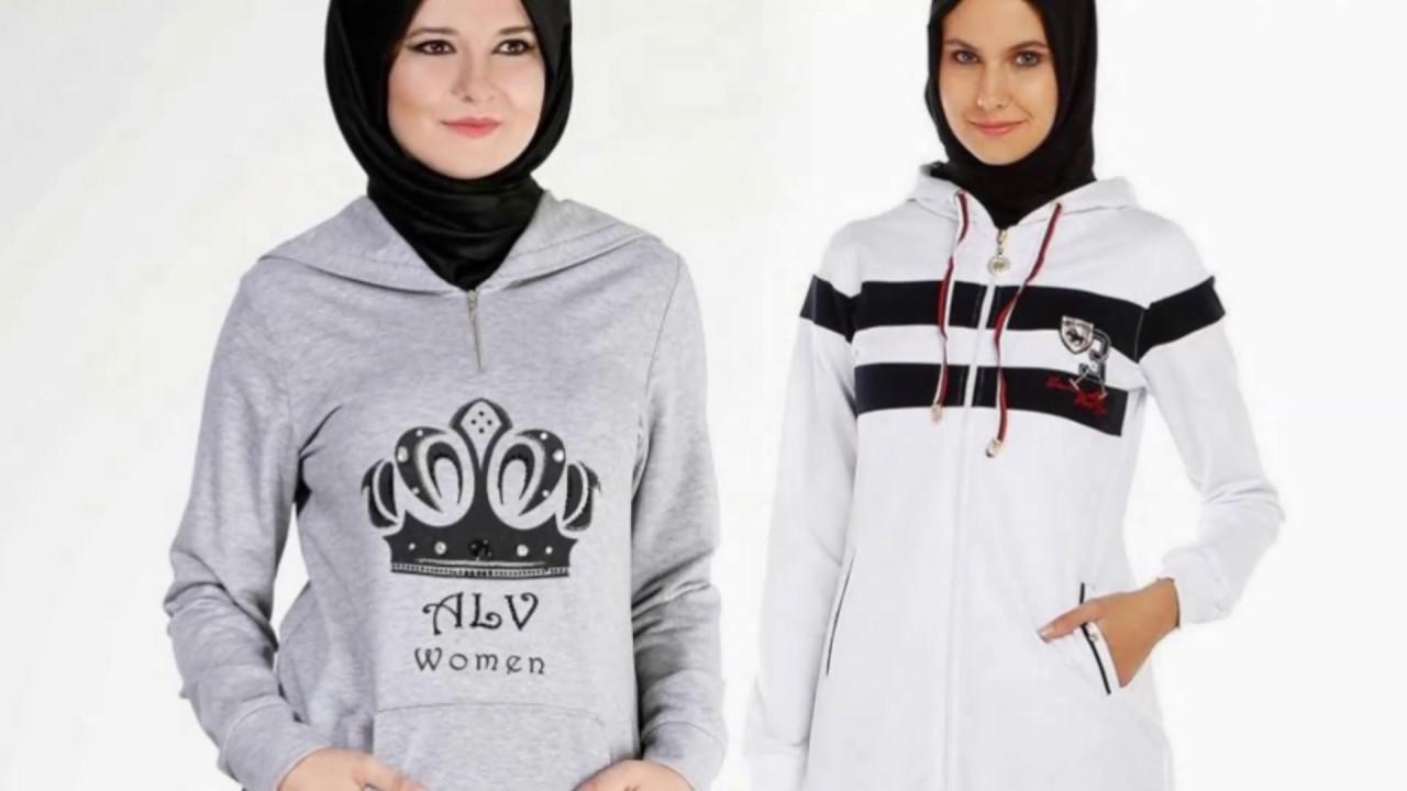 7ff7e2156 اجمل تشكيلة ملابس رياضية للمحجبات ارووع ملابس نسائية - YouTube
