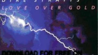 dire straits  - Industrial Disease - Love Over Gold