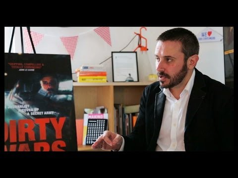 Jeremy Scahill discusses Dirty Wars: The world is a battlefield
