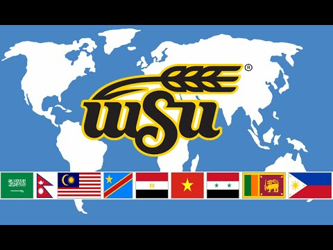 International students at Wichita State University - YouTube