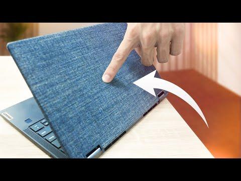 Đánh giá Lenovo Yoga 6: mỏng nhẹ, gập 360 độ, bọc vải cao cấp sang trọng