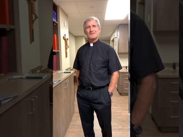 Live Q&A with Father Jacobi - September 2, 2020 7:30 PM