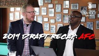 2019 Draft Recap: AFC