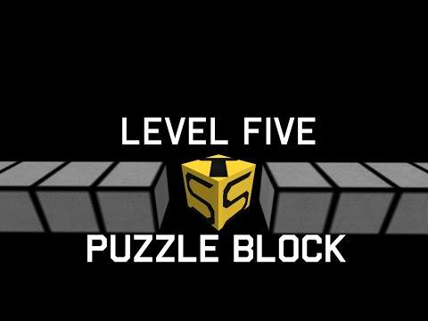 Puzzle Block - Level 5