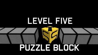 Gambar cover Puzzle Block - Level 5