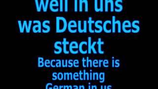 This is Deutsch - Eisbrecher Lyrics and English Translation