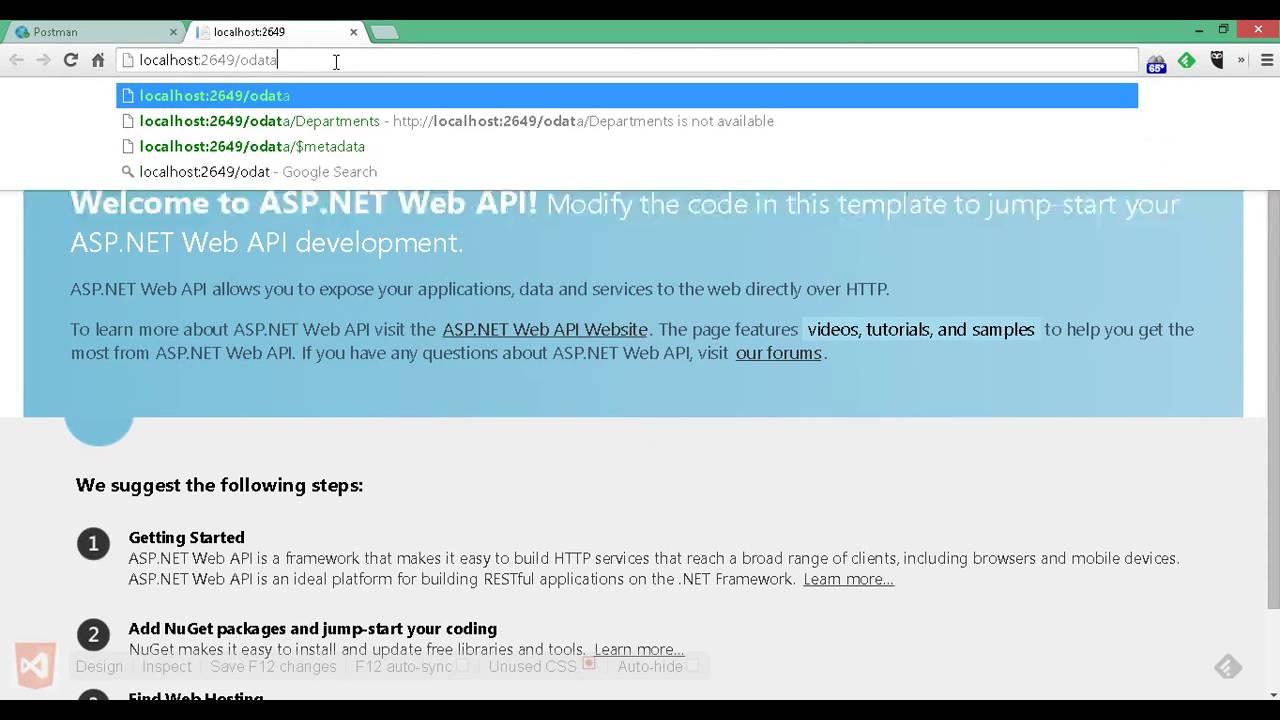 Self updating website asp net