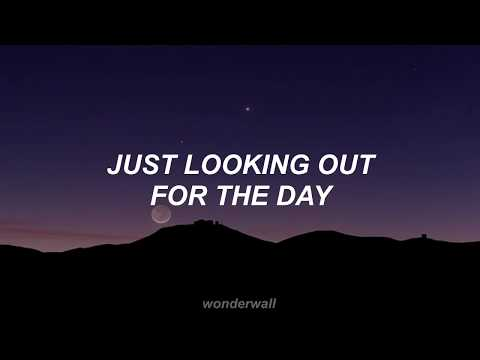 Gorillaz - On Melancholy Hill (lyrics)