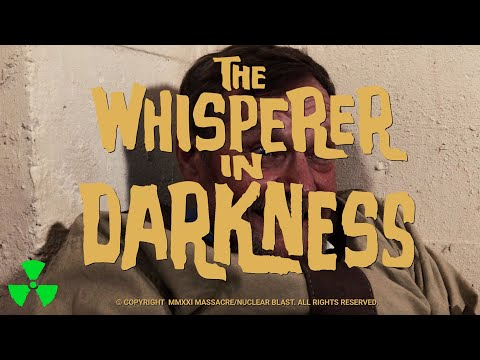 MASSACRE - The Whisperer In Darkness (OFFICIAL MUSIC VIDEO)