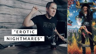 "Jeff Bowders-Steve Vai ""Erotic Nightmares"""