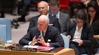 """أخبار عربية - بدء محادثات جنيف بشأن سوريا """"بدون توقع معجزات"""""""