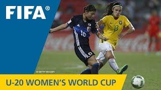 Download MATCH 26: JAPAN v BRAZIL - FIFA Women's U20 Papua New Guinea 2016 Mp3 and Videos