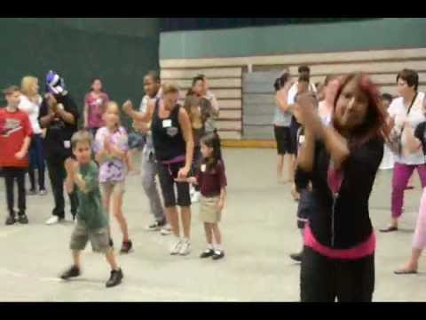 Family Fun Night at Henry Lord Middle School - May 30, 2012.wmv