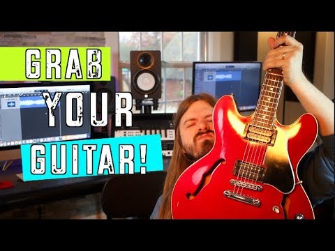 Riffs That'll Make You Grab Your Guitar! ( You Picked Them)