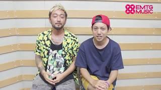 EMTG MUSIC にてORANGE RANGEのインタビュー&コメント動画を公開! htt...