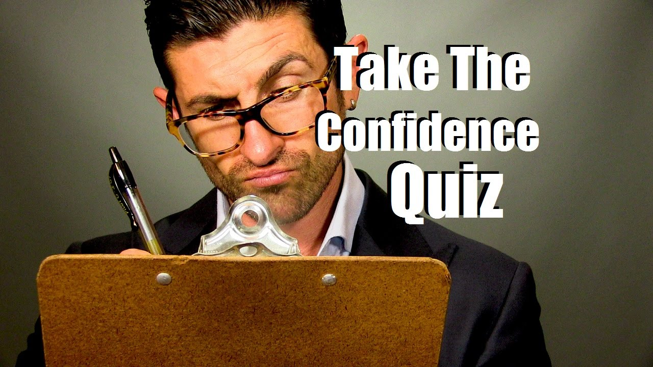 Am i arrogant or confident quiz