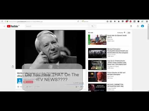 Ted Heath Was A PAEDOPHILE He Is Not The Only One..