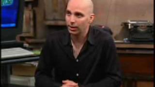 a TV Interview (Joe Satriani)