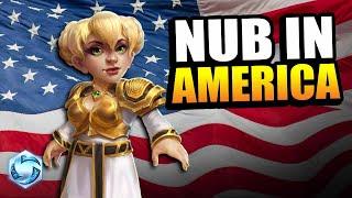 Nub in America! - Chromie, skinny chromie, fat chromie // Heroes of the Storm