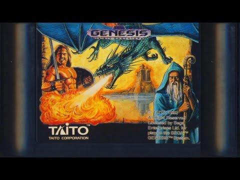 The Best Video Games EVER! - Cadash Review (Sega Genesis RPG)